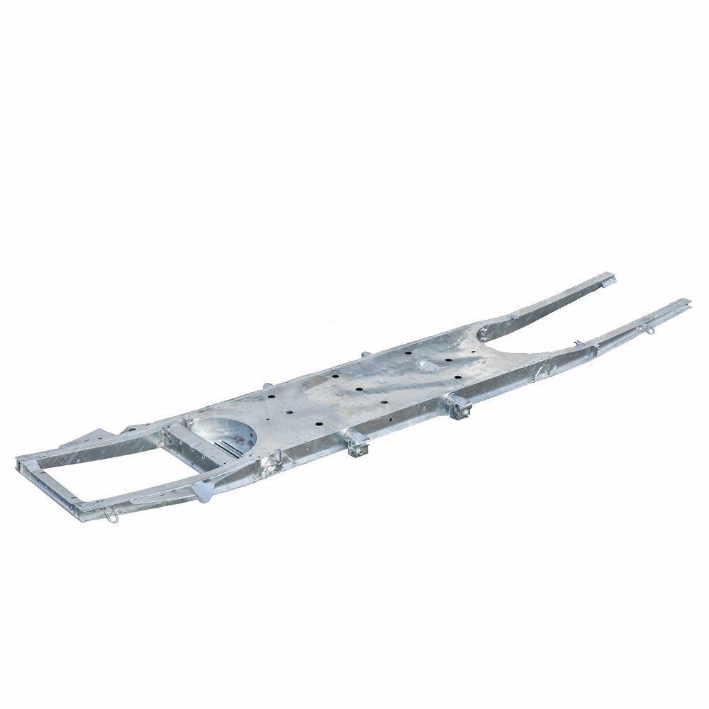 Chassis 2CV galvanised