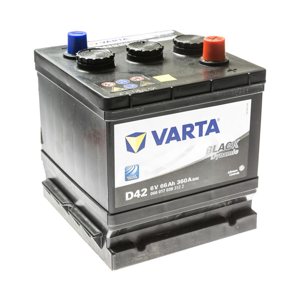 Battery 6V 66Ah