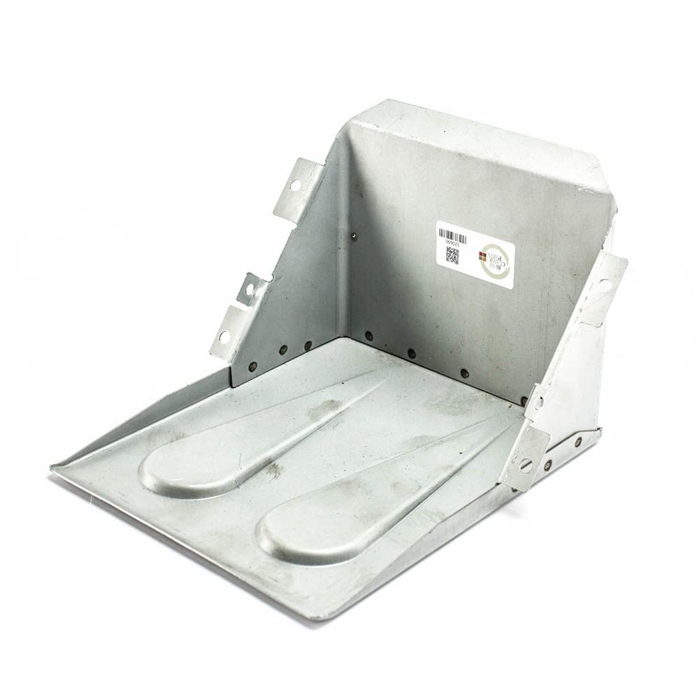 Battery box 2CV