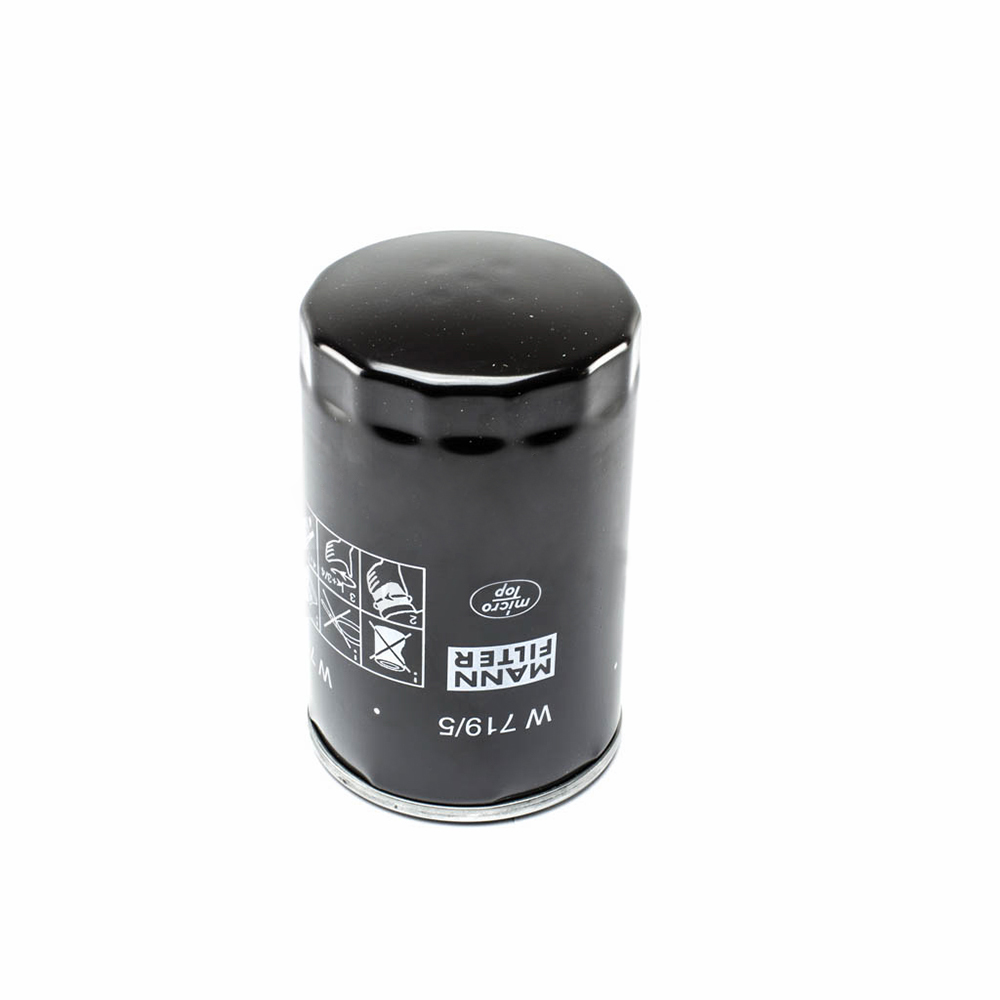 Oilfilter extra large 2CV6 and Visa 652cc, 75x120mm M18