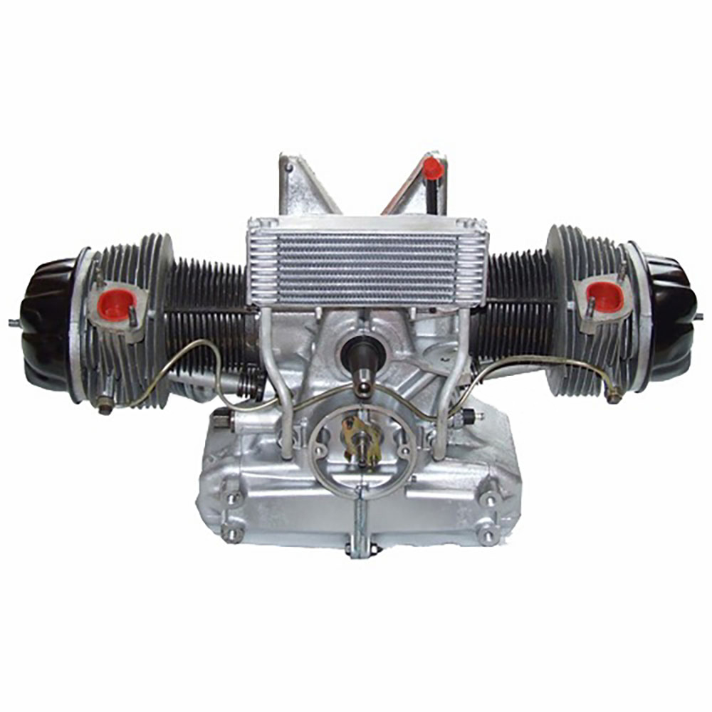Engine 2CV4 435cc reconditioned