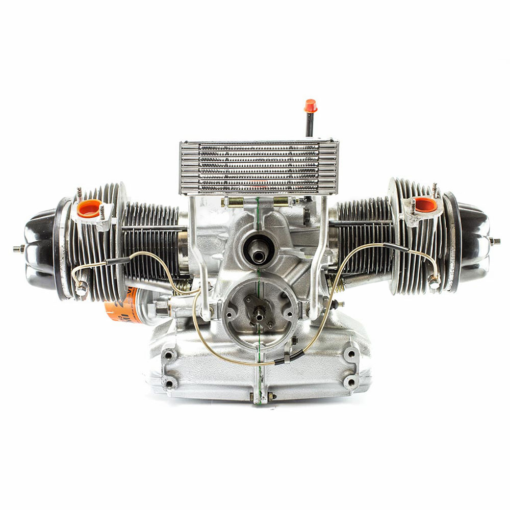 Engine 2CV6 602cc reconditioned