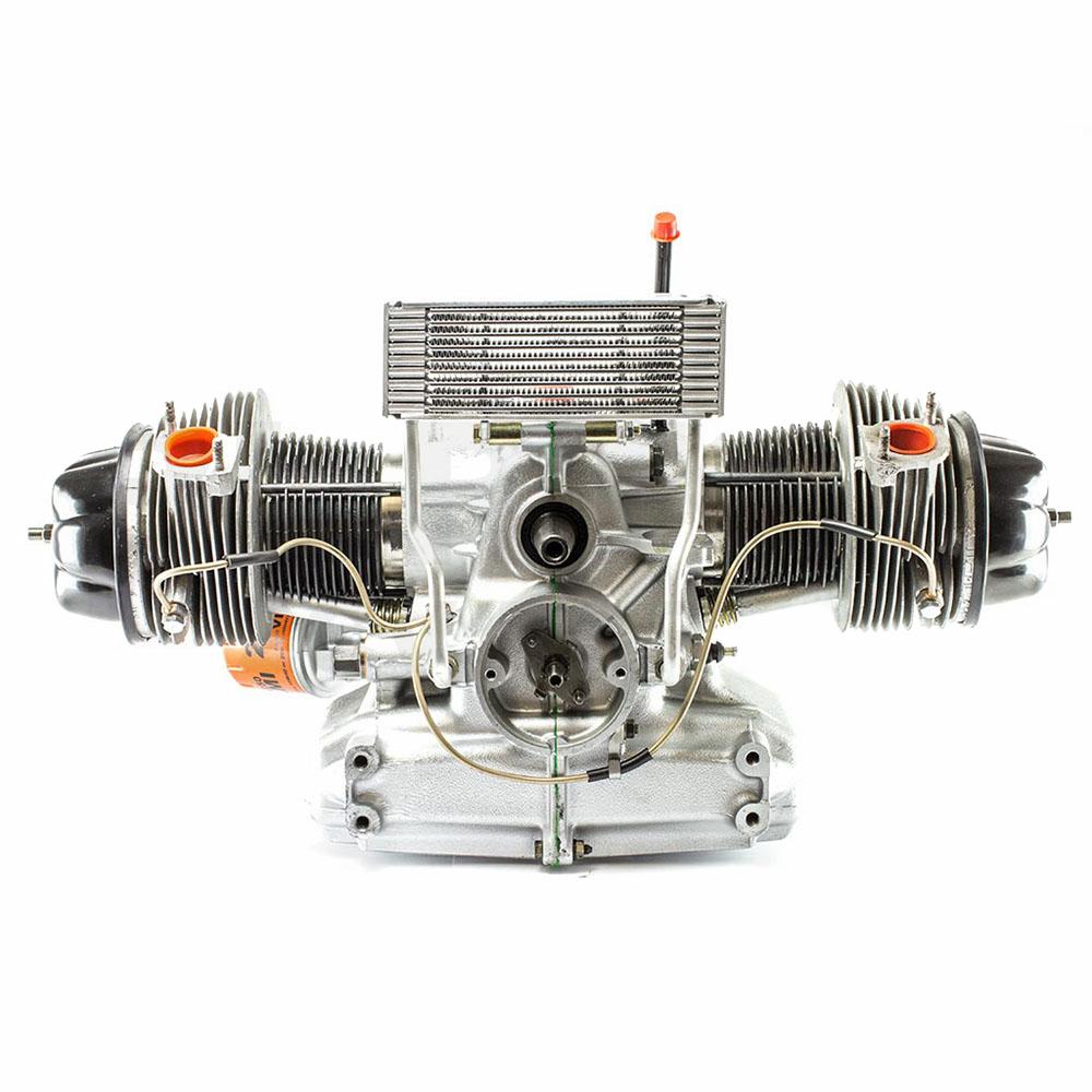 Engine 2CV6 652cc big bore reconditioned