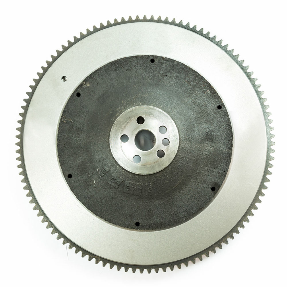Light flywheel 2CV, for three finger clutch, ->1982