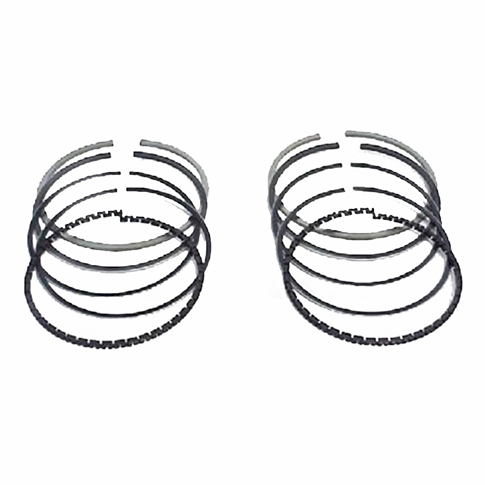 Piston ring set Visa 652cc Ø77mm  1,75-2-4mm