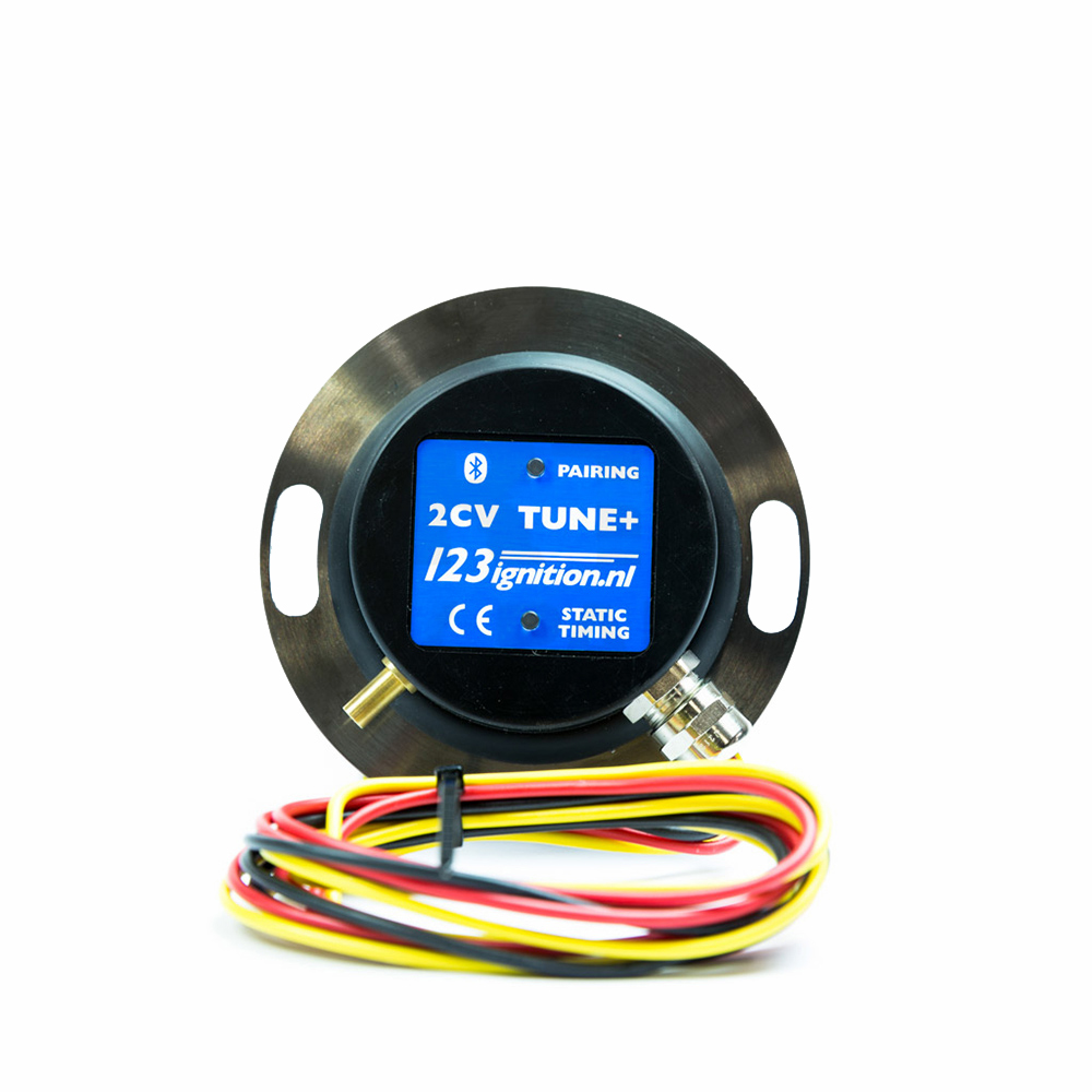 Electronic Ignition 123 Tune with Bluetooth, 6/12V