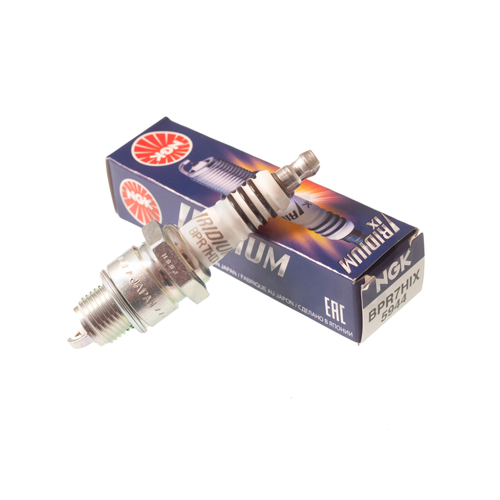 Sparkplug NGK Iridium BPR7HIX