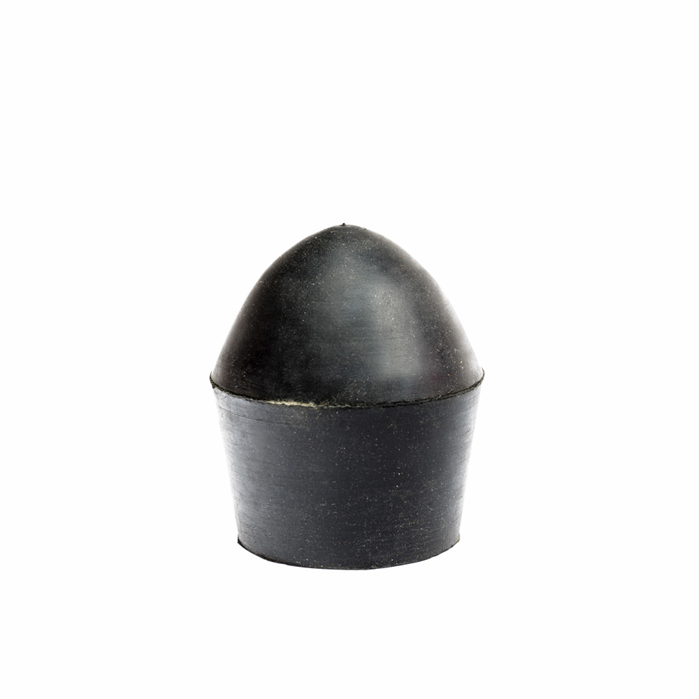 Rubber stop rear supportingarm old type 2CV