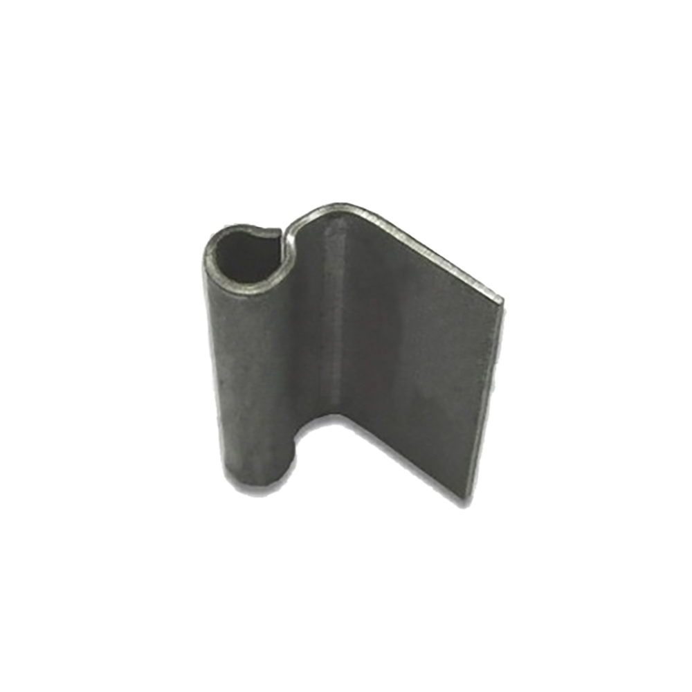 Support plate and hinge for accelerator pedal 2CV 1966->1978