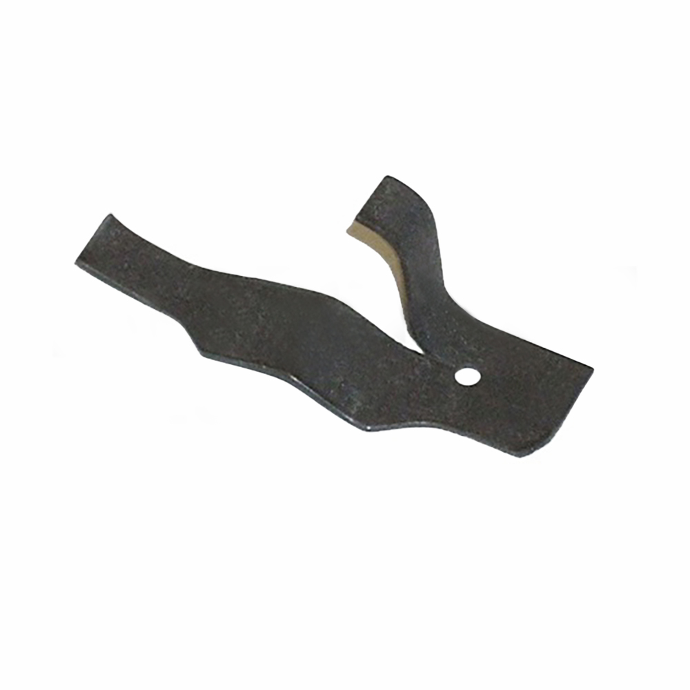 Clamp for securing handbrake-pads right