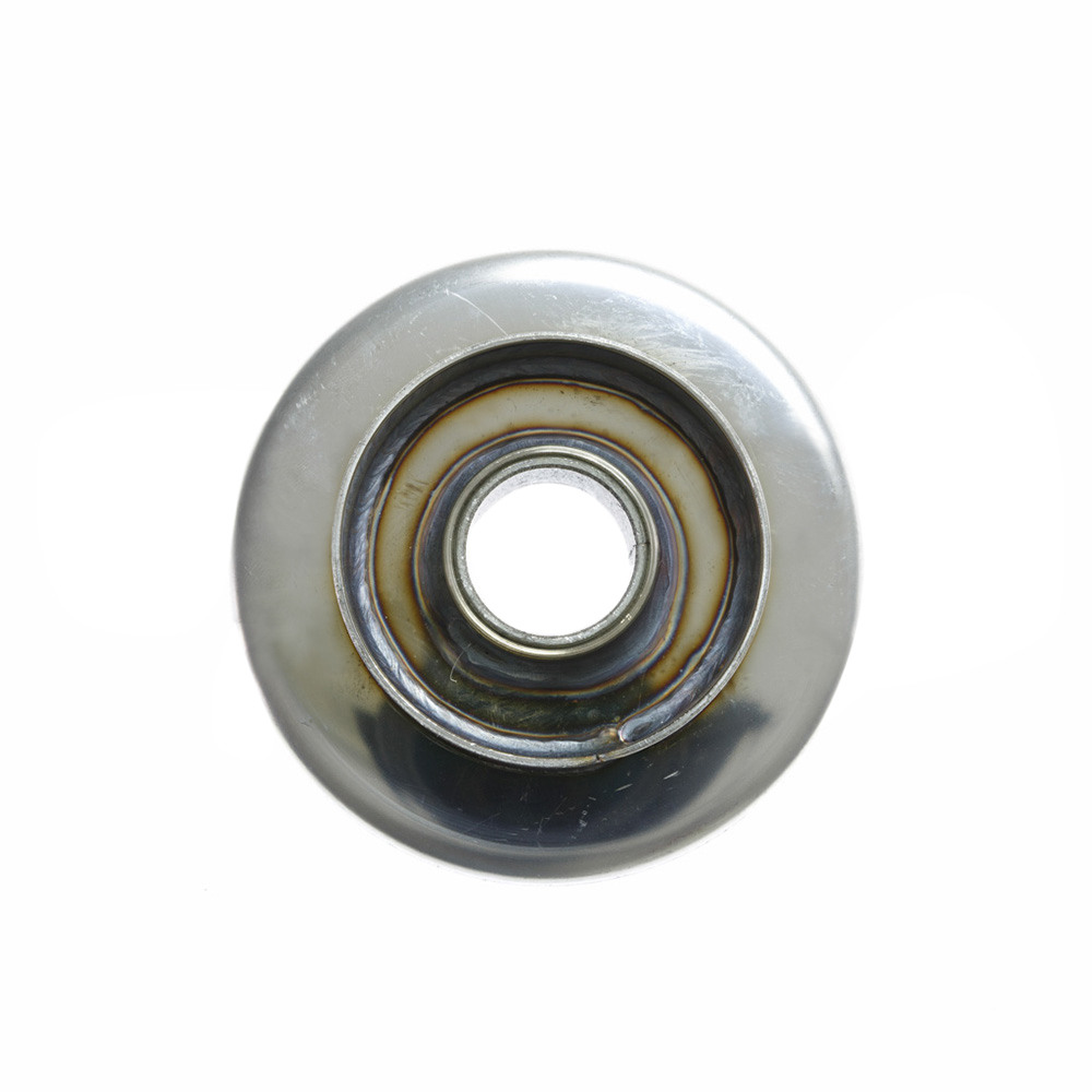 Suspension cylinder cover 2CV stainless steel