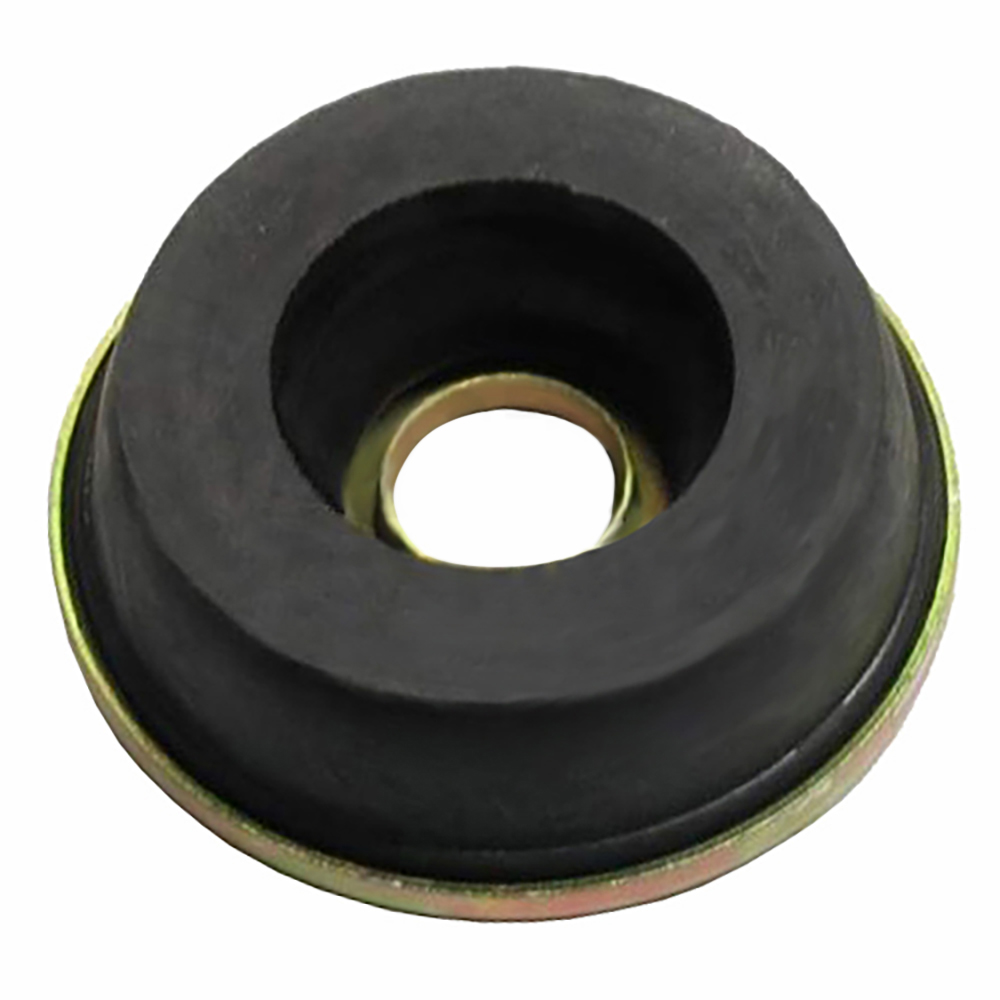 Bump stop suspension cylinder Aca/AMI with metal backing