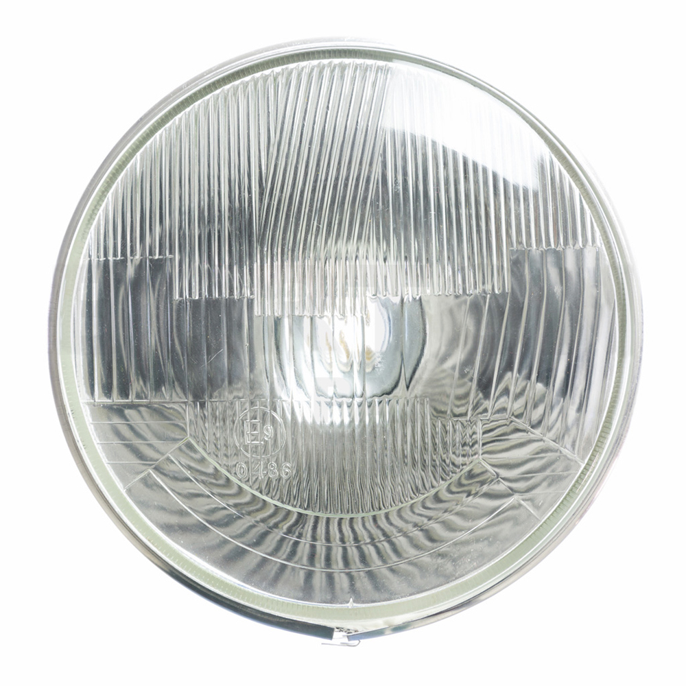 Koplamp reflector rond 2CV, oud type