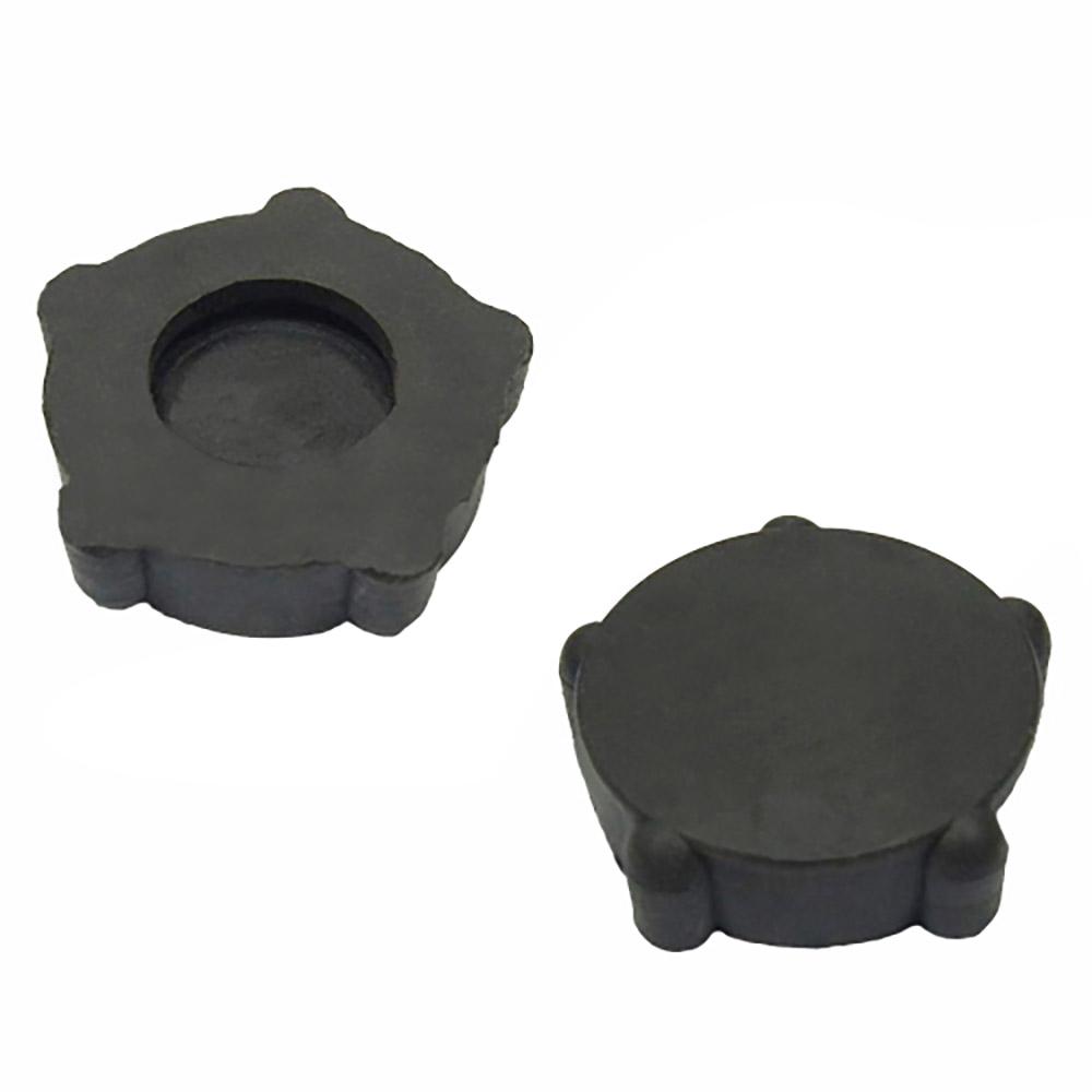 Knop koplamphoogteverstelling en ventilatieklep rubber