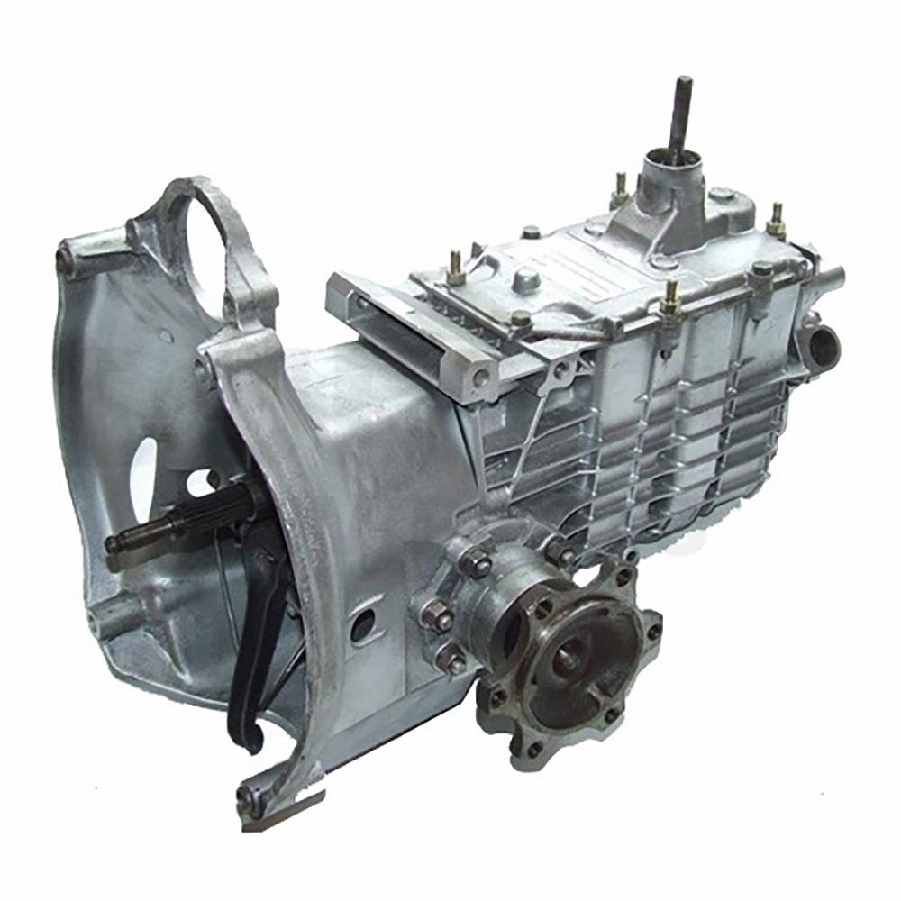 Gearbox reconditioned 2CV4 drum brakes