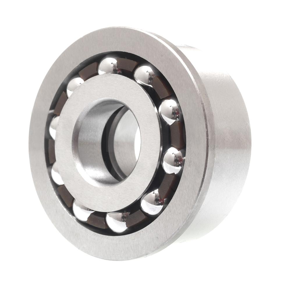 Pinion axle bearing rear