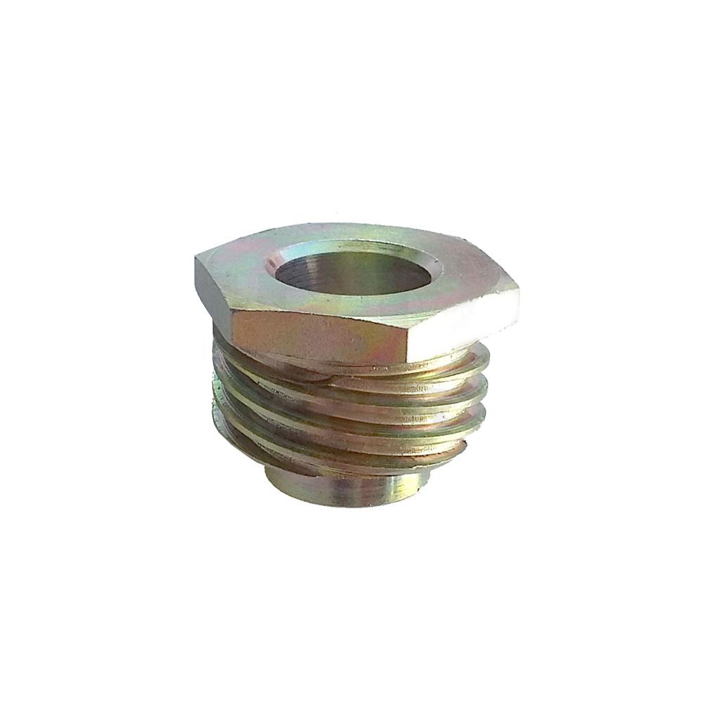 Speedometer worm wheel nut in gearbox