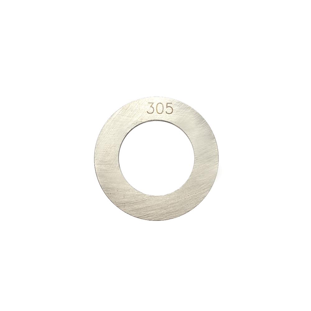 Shim pinion height 3,05mm