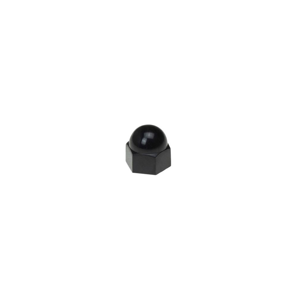 Plastic cap wheel nut 2CV