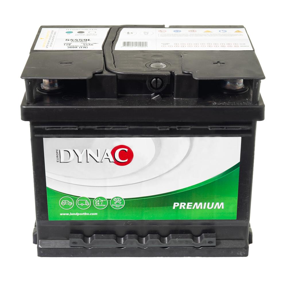 Battery 12V 44Ah maintenance free 2CV
