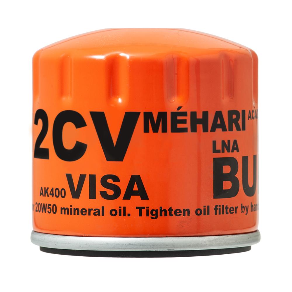 Oilfilter 2CV and Visa 652cc