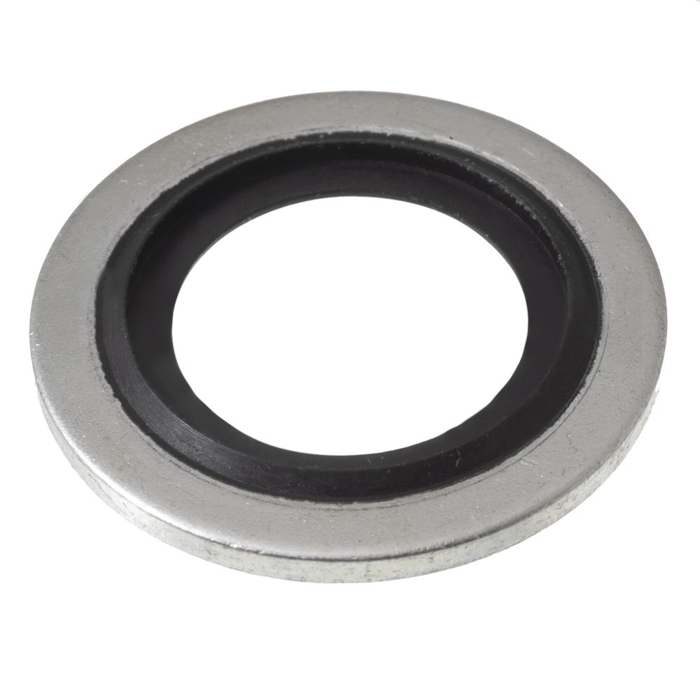 Washer 435/602cc oil drain plug, with rubber lip