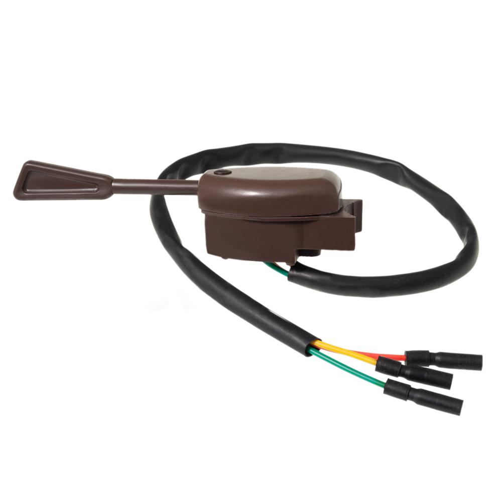 Knipperlichtschakelaar bruin 2CV