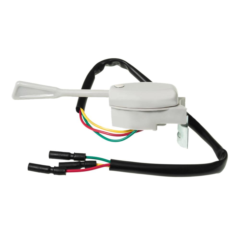 Knipperlichtschakelaar grijs 2CV, met verklikkersignaal