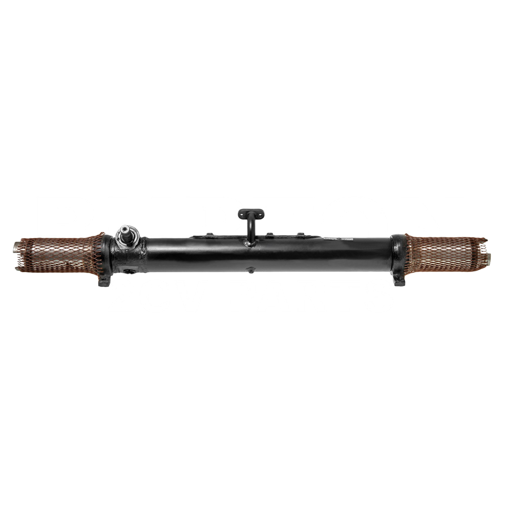 Steering rack reconditioned, with frotteurs ->07/1975