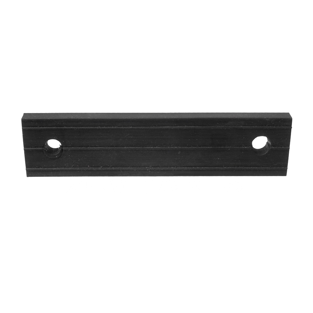 Rubber strap for tailpipe, long