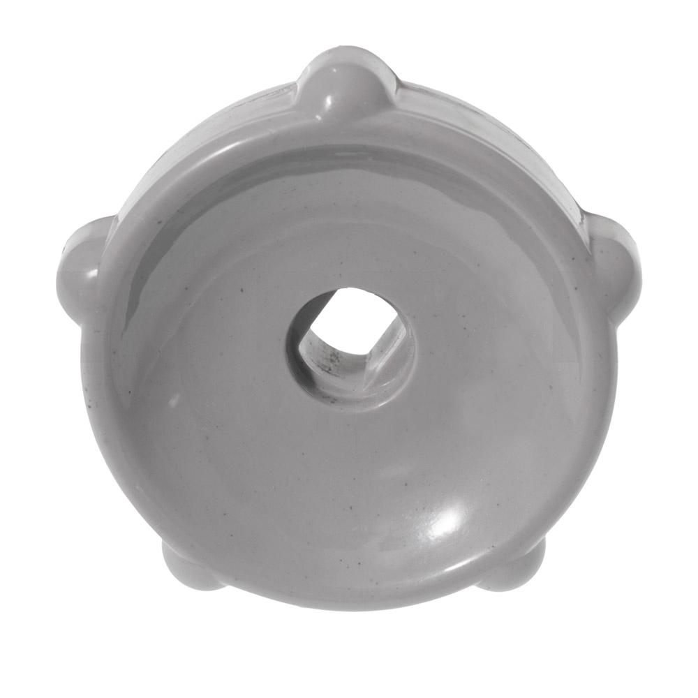 Knop koplampverstelling grijs
