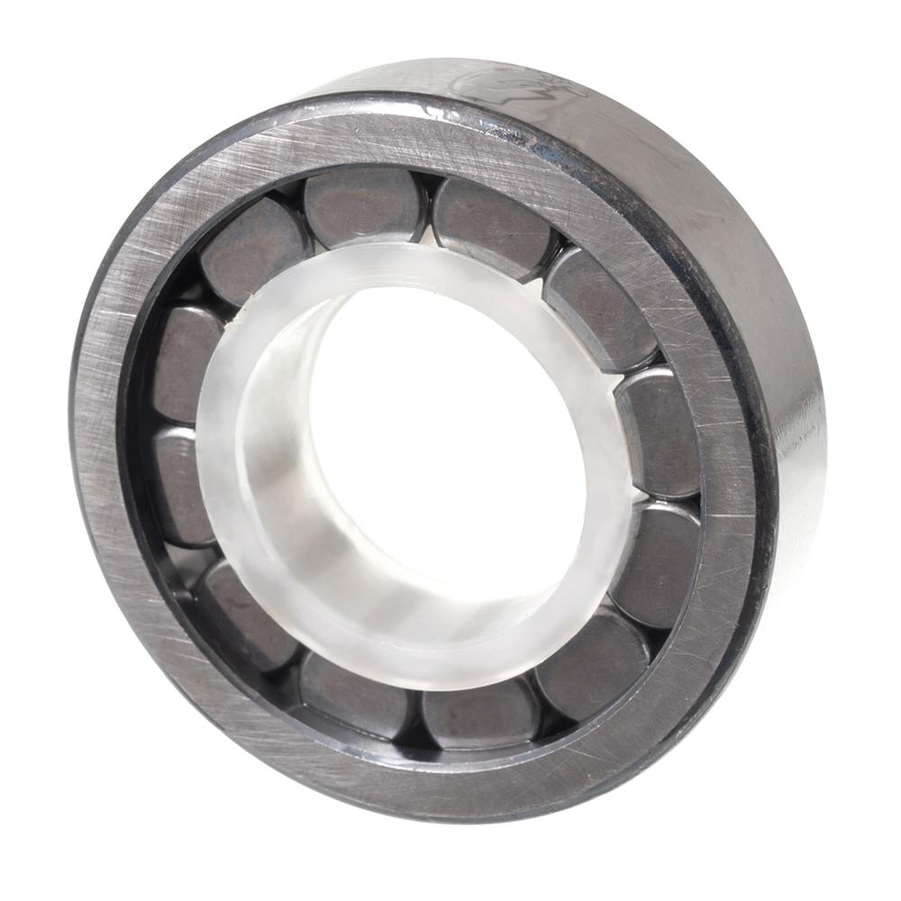 Pinion axle bearing front